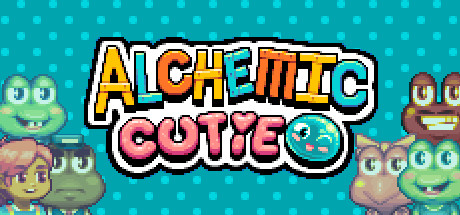 Alchemic Cutie MAC Download Game
