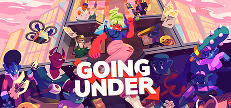 Going Under MAC Download Game
