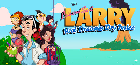 Leisure Suit Larry Wet Dreams Dry Twice MAC Download Game