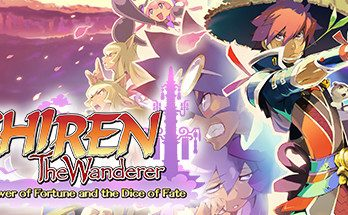 Shiren the Wanderer The Tower of Fortune and the Dice of Fate Flipper VR Mac Download Game