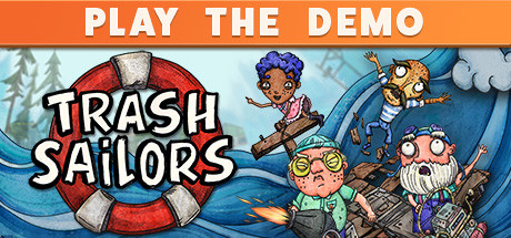 Trash Sailors Play The Demo Mac Download Game