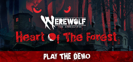 Werewolf The Apocalypse Heart of the Forest Before the Ashes Flipper VR Mac Download Game