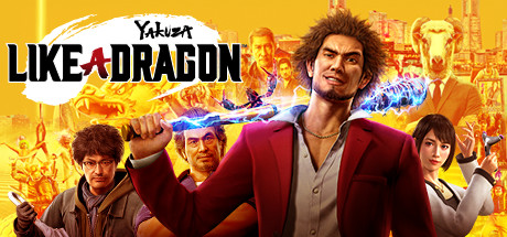 Yakuza Like a Dragon MAC Download Game