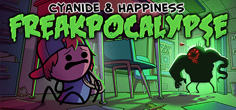 Cyanide Happiness Freakpocalypse Download Game