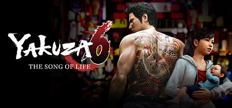 Yakuza 6 The Song of Life Download Game