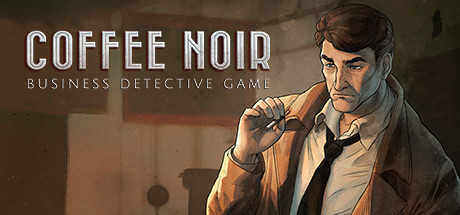 Coffee Noir Business Detective Game MAC Download Game