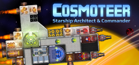 Cosmoteer Starship Architect Commander MAC Download Game