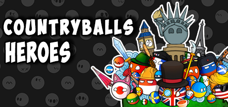CountryBalls Heroes MAC Download Game