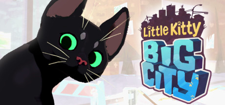 Little Kitty Big City MAC Download Game