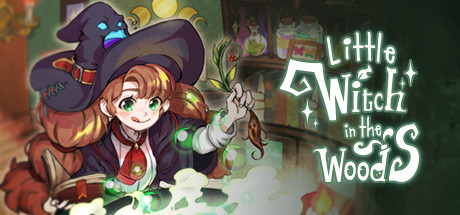 Little Witch in the Woods MAC Download Game