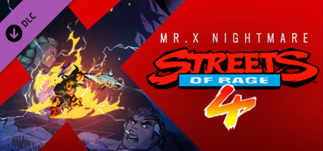 Streets Of Rage 4 Mr X Nightmare MAC Download Game