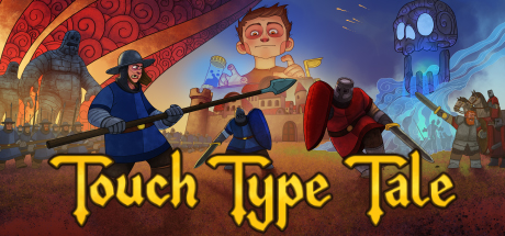 Touch Type Tale Strategic Typing MAC Download Game