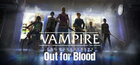 Vampire The Masquerade Out for Blood MAC Download Game